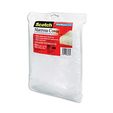 3M Scotch King Queen Mattress Cover